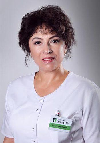 Prim. dr Draginja Manić