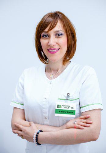 Dr Milena Davinić