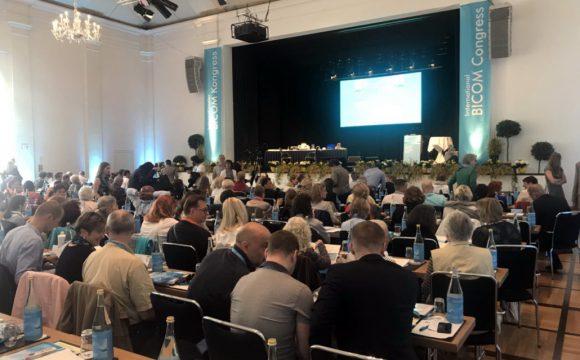 Poliklinika Longa Vita na 58. Međunarodnom BICOM kongresu