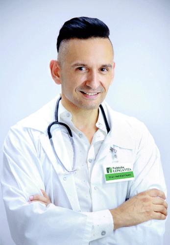 Dr sci. med. Miloš Filipović