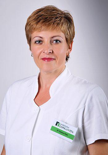 Dr Tamara Pejić